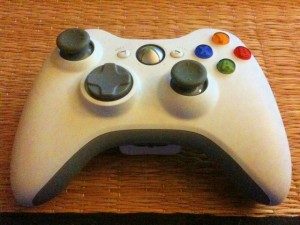 Xbox 360 Wireless Controller for Windows (Front)