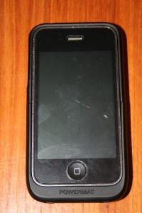 iPhone Inductive Case (Assembled - Front)