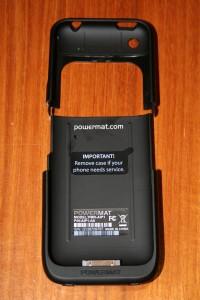 iPhone Inductive Case (Empty & Decoupled)