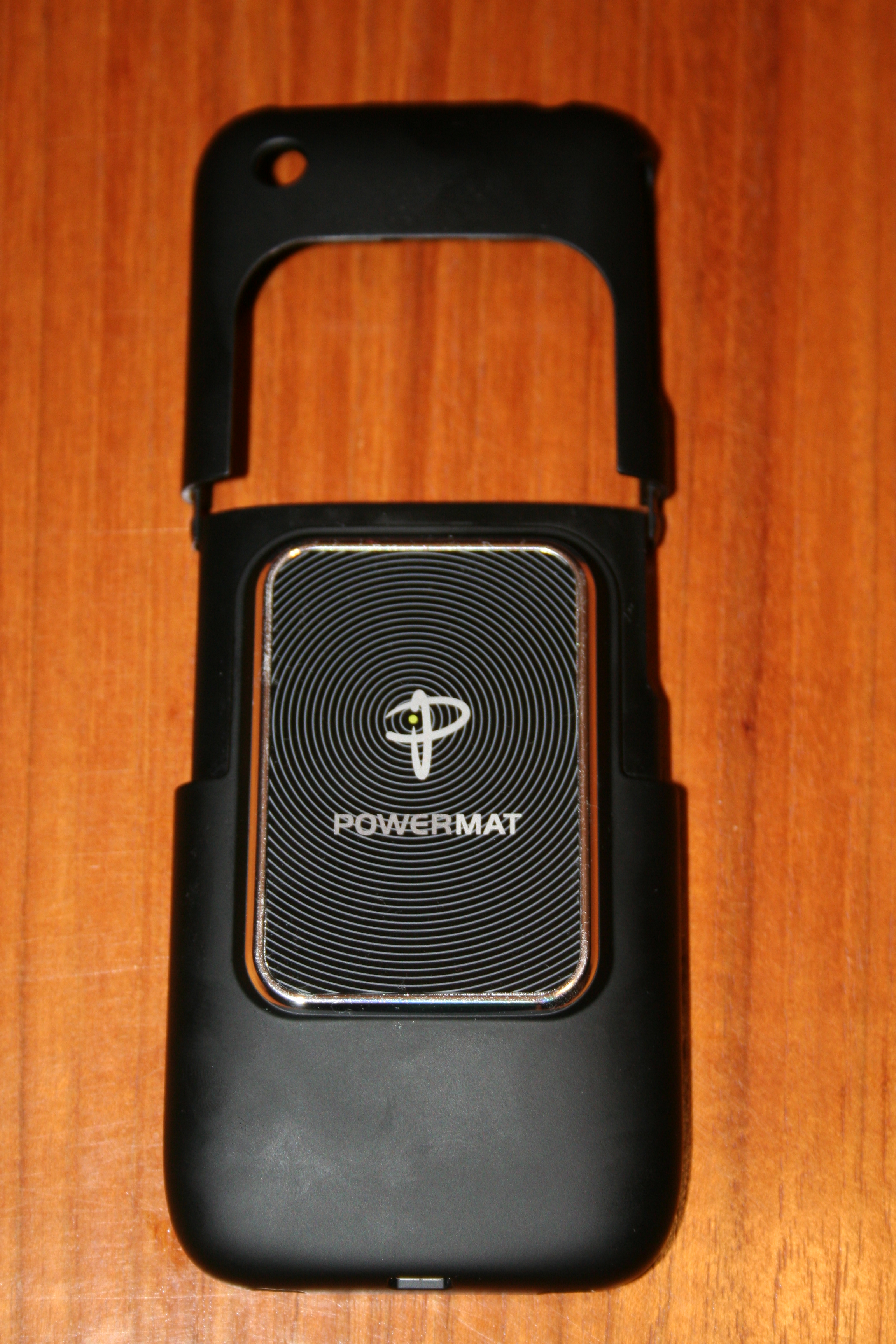 powermat wireless charging technology boydo 39 s tech talk. Black Bedroom Furniture Sets. Home Design Ideas