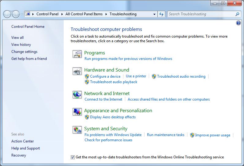 Update windows 7 problem avast antivirus free download for windows 7 update