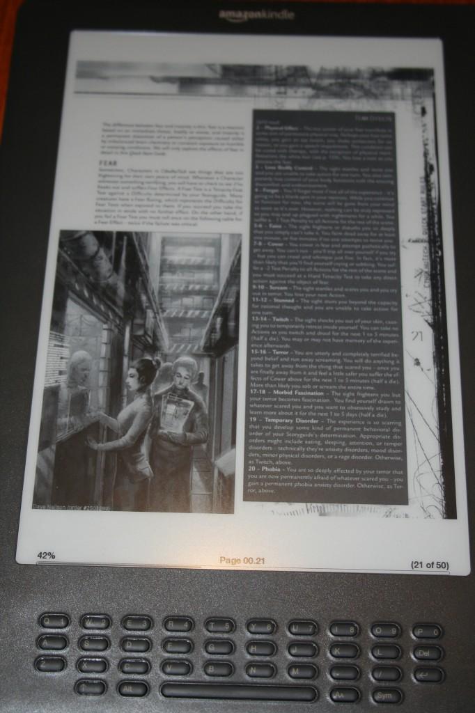 Amazon Kindle DX - Sample PDF