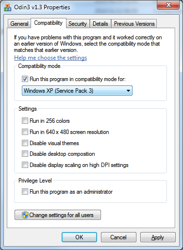 Learning About Application Compatibility Mode in Windows