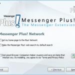 Messenger Plus Installation