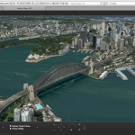 Nokia Maps 3D - Sydney Harbour Bridge