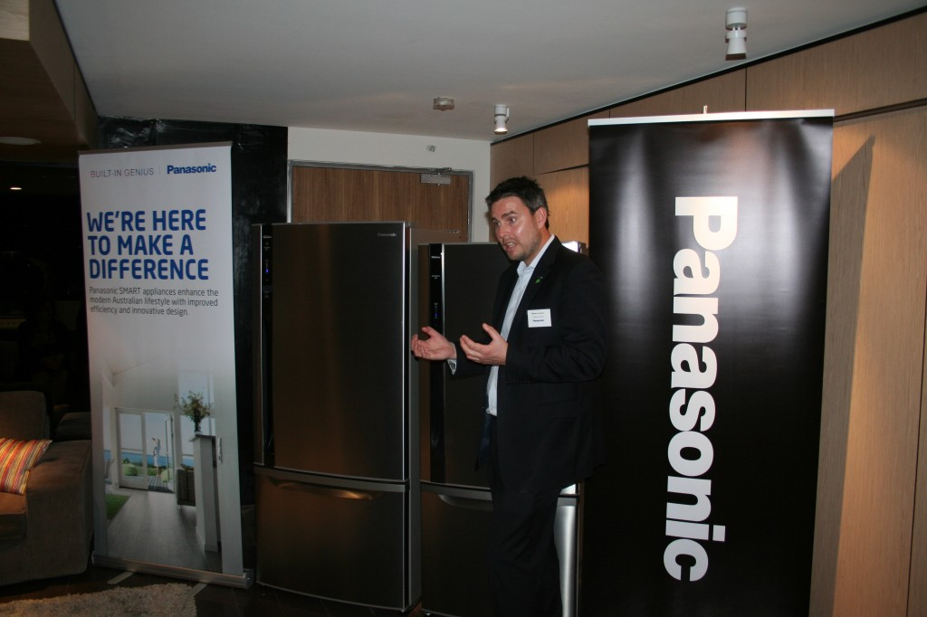 Yet to be Released Panasonic Fridges
