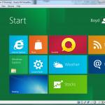Windows Install - Step 06 (Windows 8 Start Screen)
