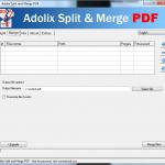 Adolix Split & Merge PDF