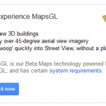 Experience MapsGL