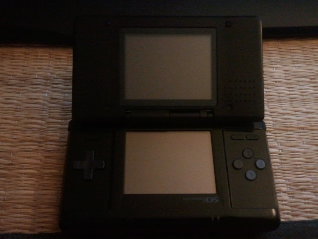 Nintendo DS after successful transplant