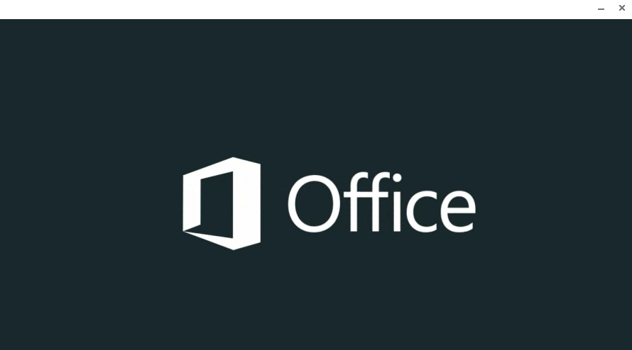 Office 2013 - Installation -  Out of Box Experience Lead-in