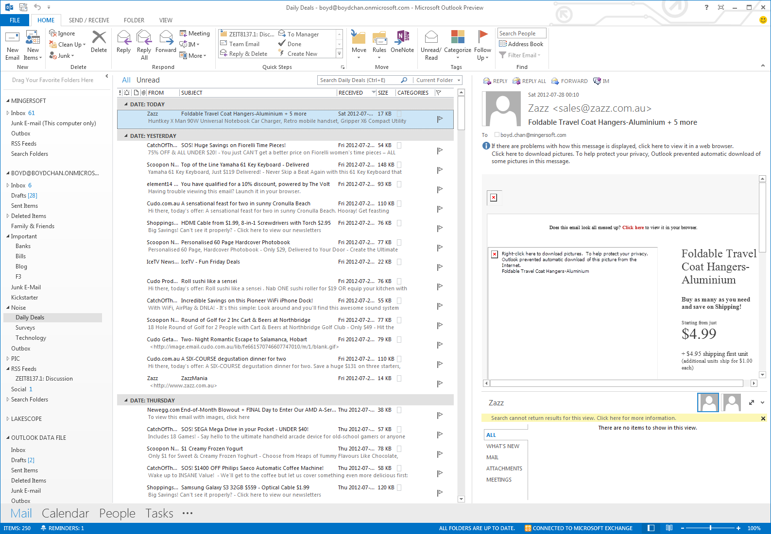 Office 2013 – First Impressions » Boydo's Tech Talk