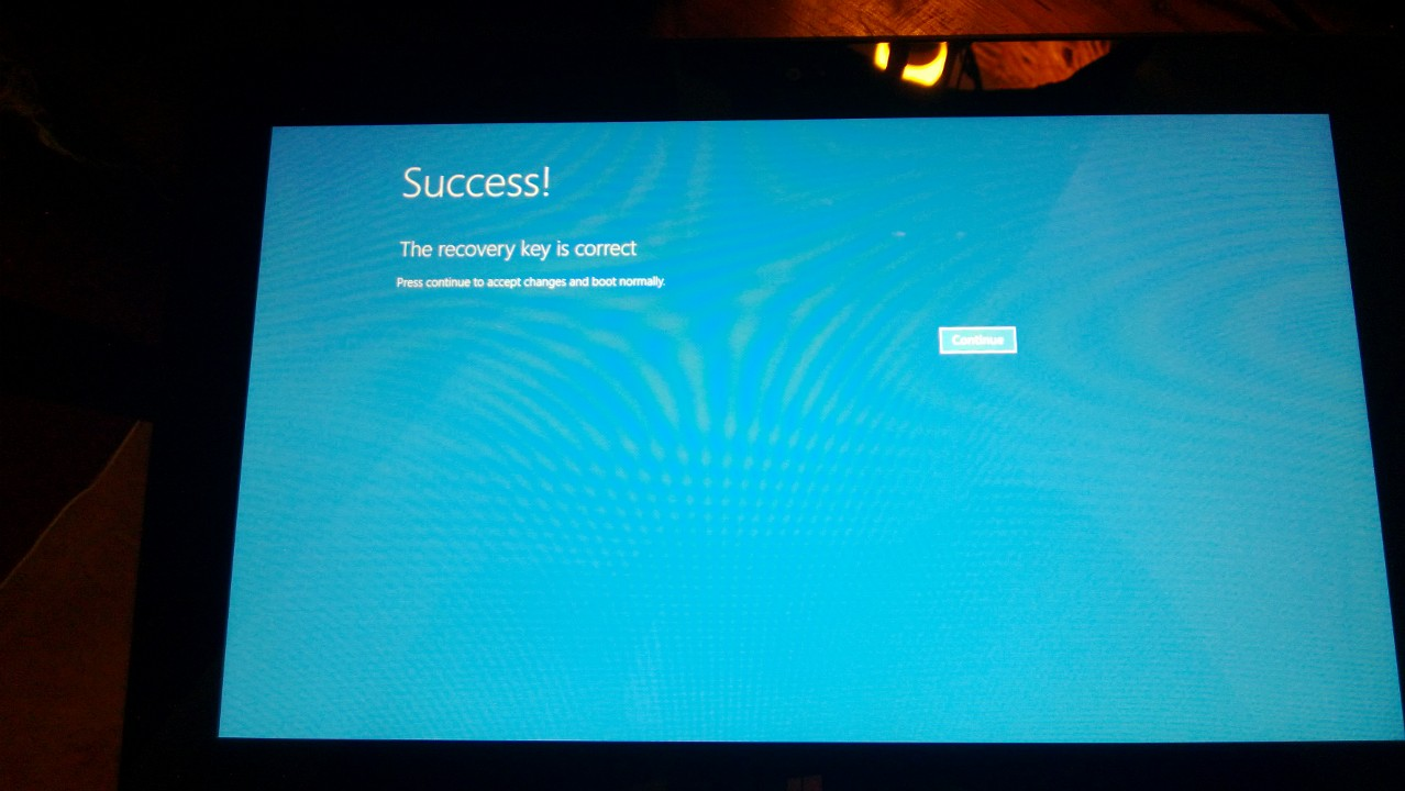 Windows microsoft com recoverykeyfaq