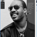 Stevie Wonder's MySpace Page