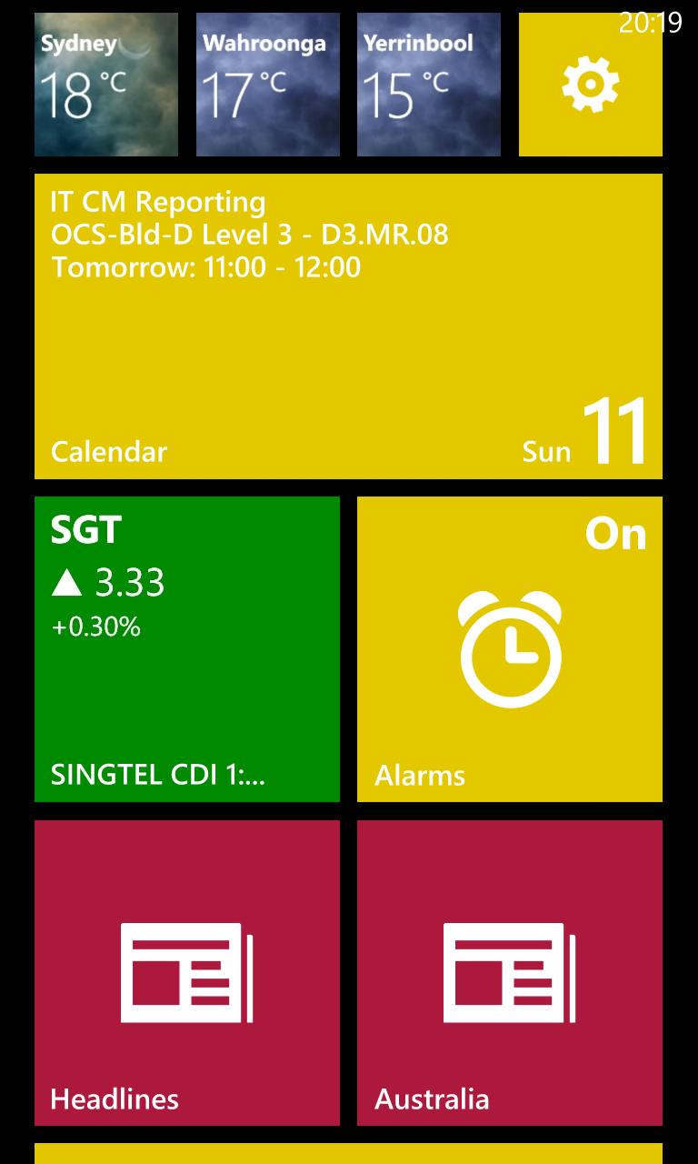 A raft of windows 8 bing apps arrive on windows phone 8 for Tile planner app