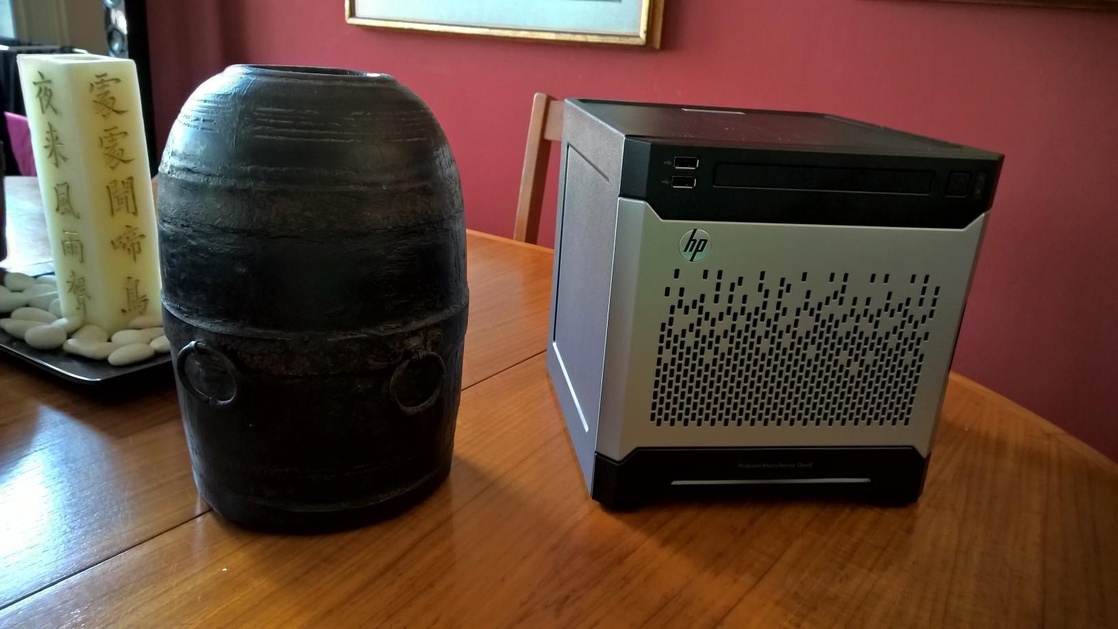 HP Proliant Microserver (Gen 8)
