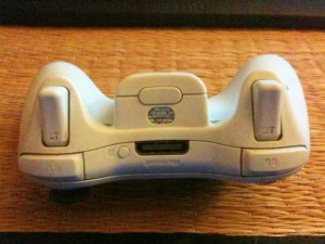Xbox 360 Wireless Controller for Windows (Top)