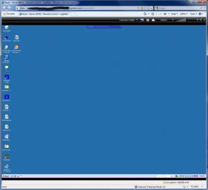 LogMeIn (Remote Desktop)