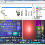 WinDirStat - Folder Summary Screen (Completed)