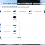 Network Map Utility in Windows 7