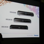 The 2011 Panasonic Blu-ray DVD Recorder Range