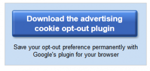 Downloading the Cookie Opt-Out Plugin