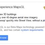 Experience MapsGL